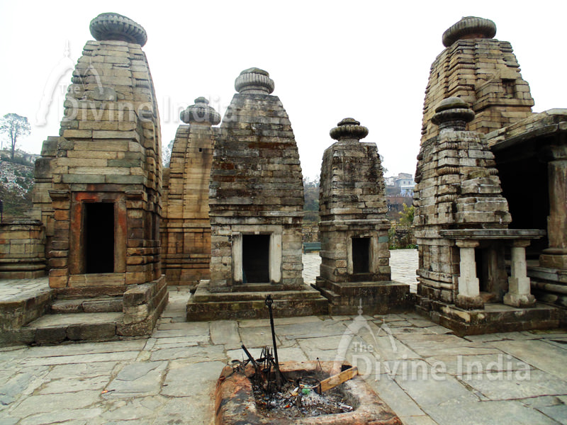 Baijnath Temple UttarakhandUttarakhand Temple Map