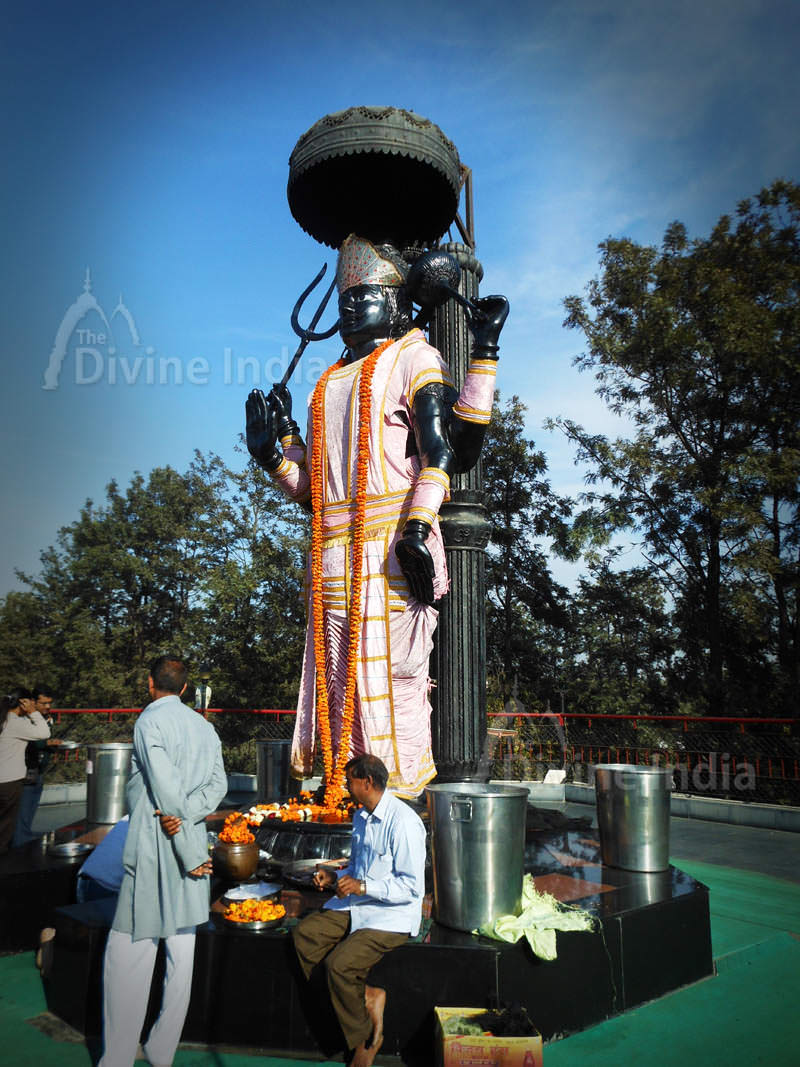 Top Beautiful Latest Original Shanidham God Shani Dev Mandir Images for free download