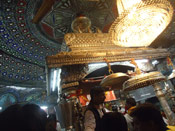 inside view of Kalkaji (Mandir) Temple