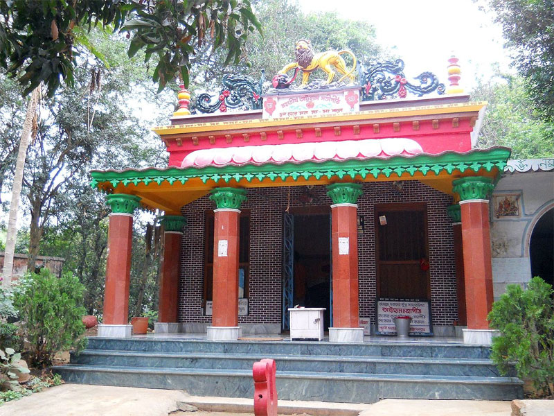 Attahas Shaktipeeth Temple