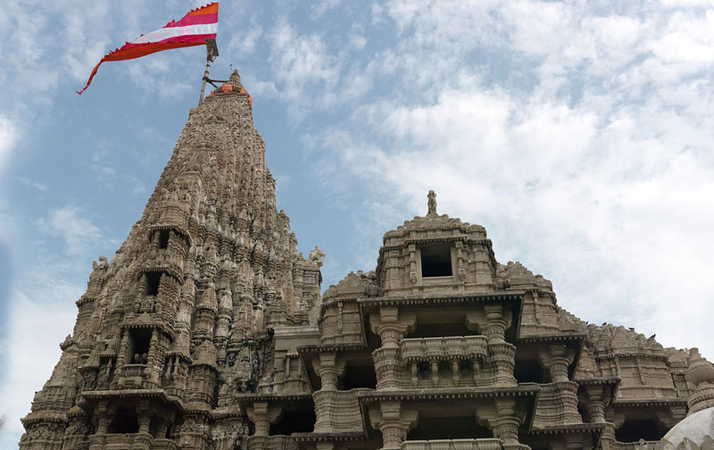 Dwarkadhish Temple Gujarat