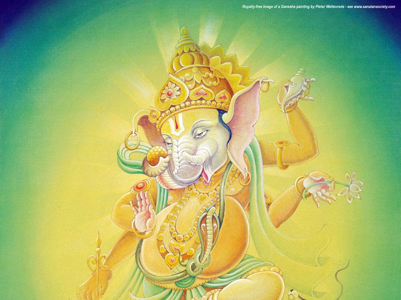 Shree Vakratunda Mahakaya, Shri Vakratunda Ganesha Mantra