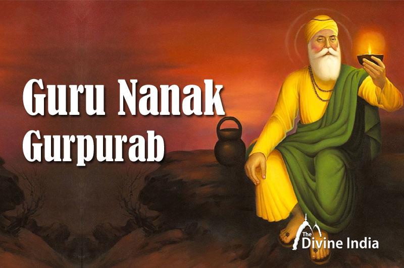 Guru Nanak Gurpurab (गुरु नानक गुरुपुरब