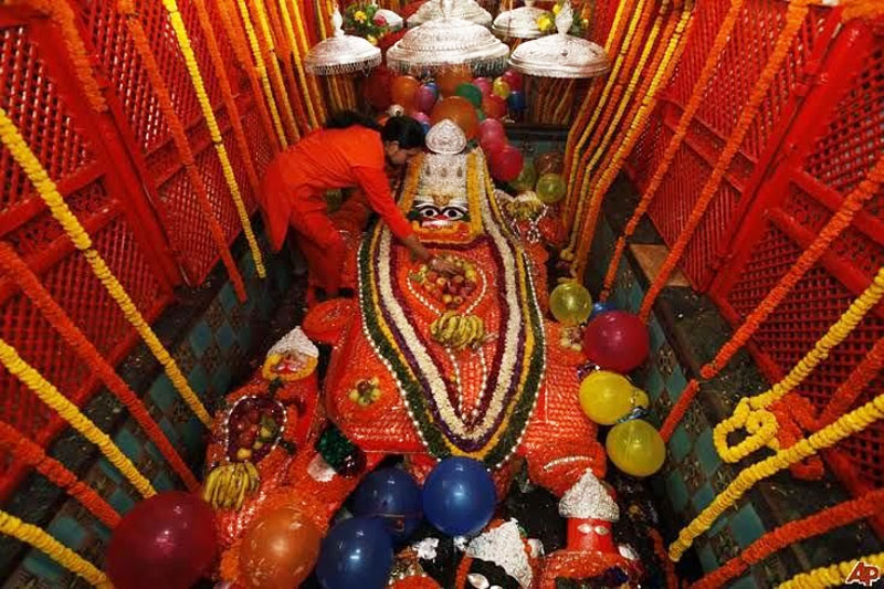 Hanuman Temple Prayagraj