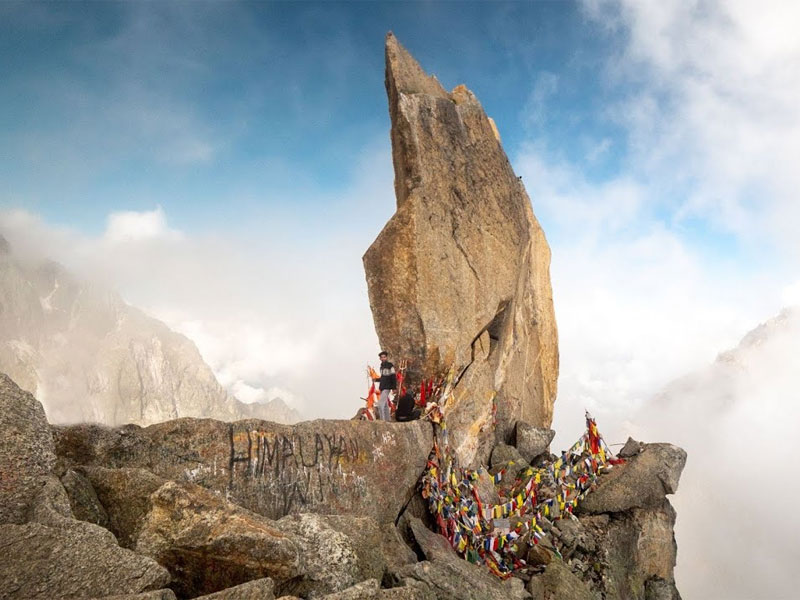 Know about the Kinner Kailash Yatra