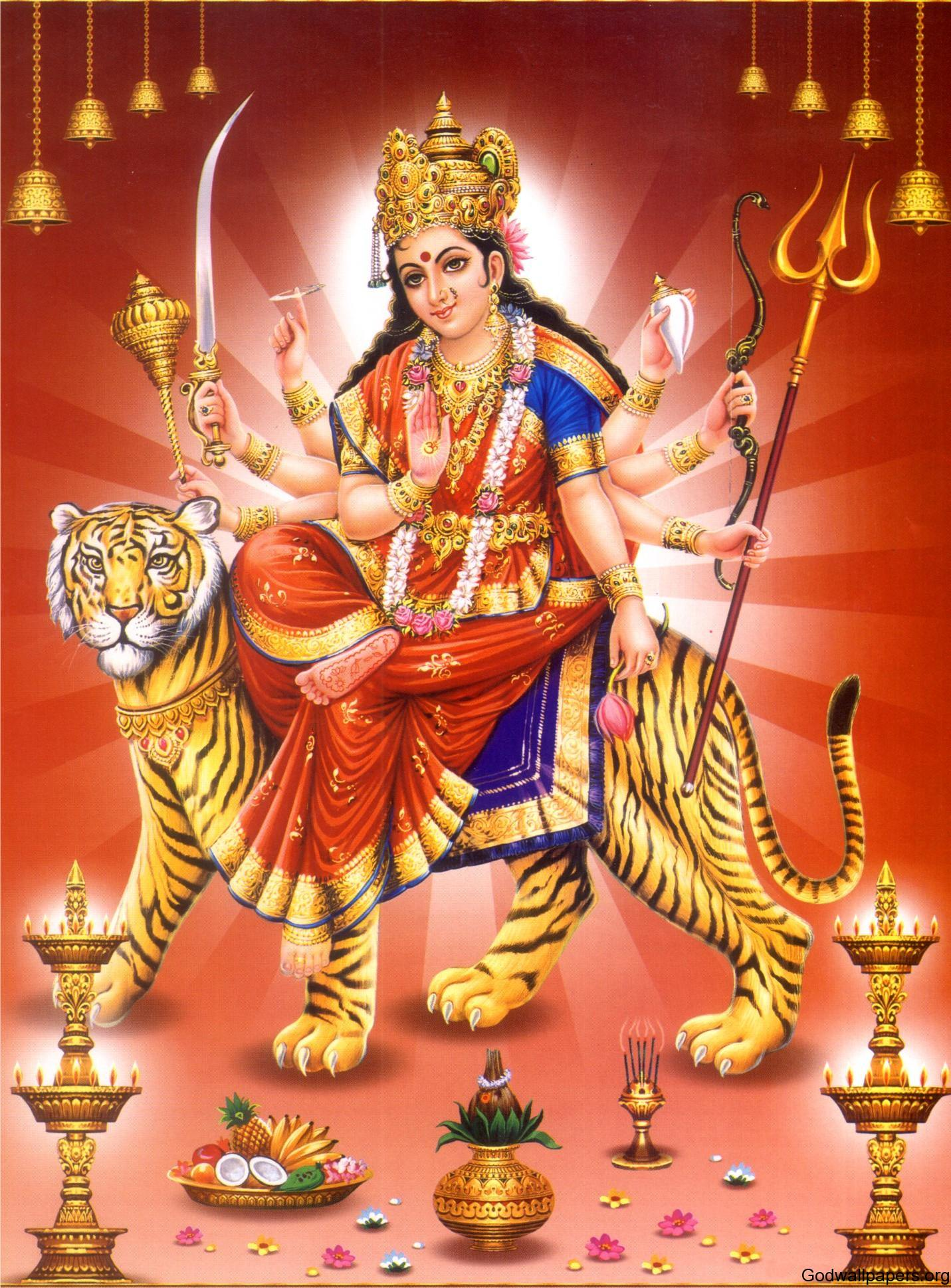 Beautiful Wallpaper Lord Bhadrakali - maa-durga  Gallery_9495.jpg