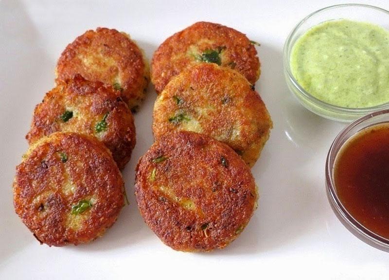 Image result for navratri टिक्की