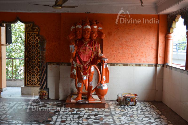 Know 108 foot hanuman temple(108 फीट हनुमान