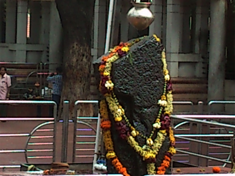 Shani Temple Shinganapur