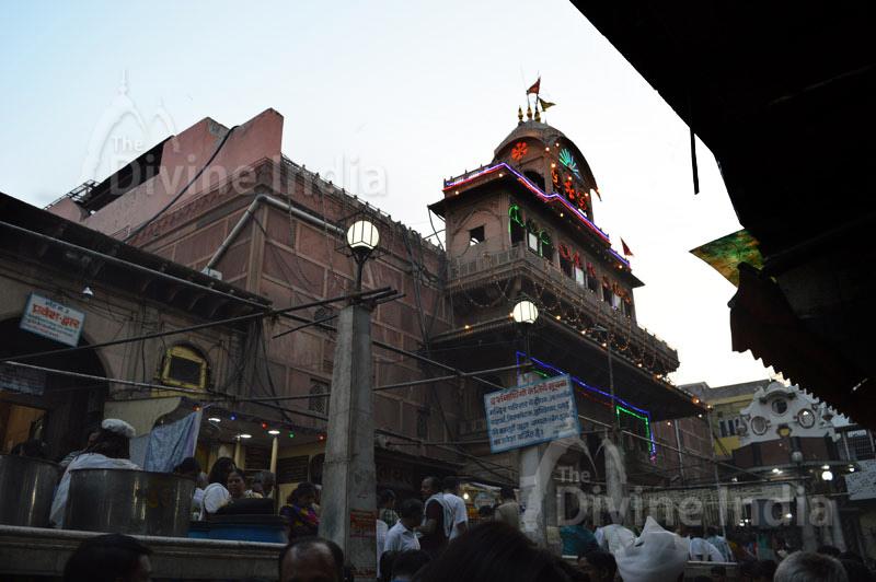 Shri Bankey Bihari Temple श र ब क ब ह र