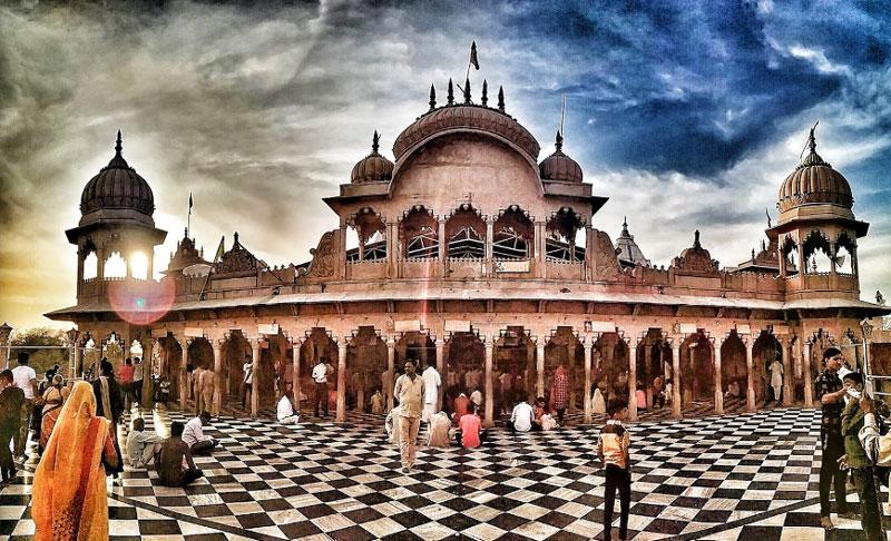Radha Rani Mandir Barsana   Barsana Temple   how to reach, timings