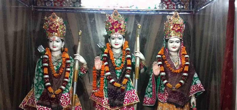 Shri Ram Mandir, Vivek Vihar (श्री राम मंदिर